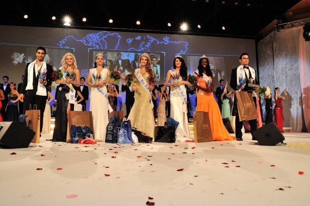 MISS & MISTER DEAF WORLD & EUROPE 2013