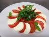 restaurace_grund_resort_caprese_salat
