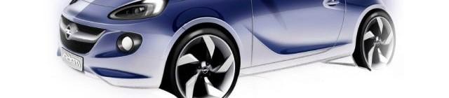 Opel ADAM hledá EVU  Oficiální zdroj Opel CS a AutoDesign&Styling