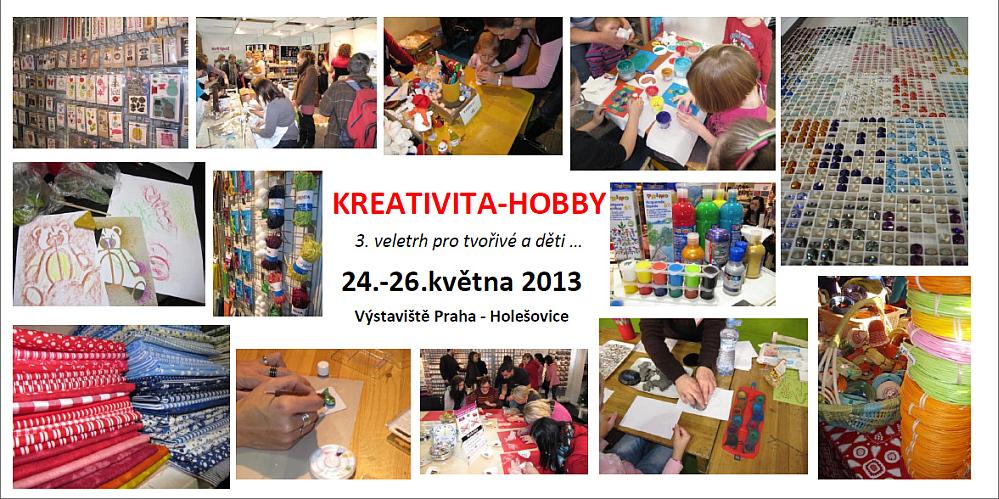 Veletrh Kreativita-Hobby Oficiální zdroj