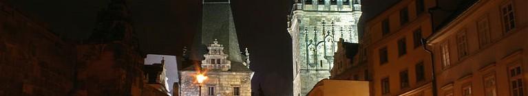 Malostranská mostecká věž Foto: karelj, Wikimedia Commons