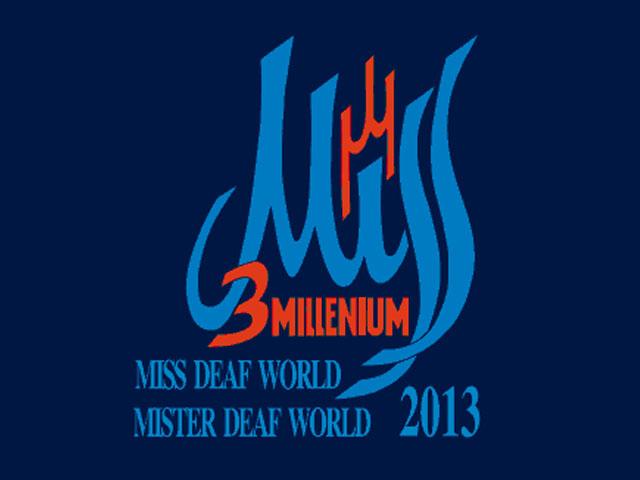 Miss & Mister Deaf World 2013 Foto: Kloboukfilm, oficiální zdroj