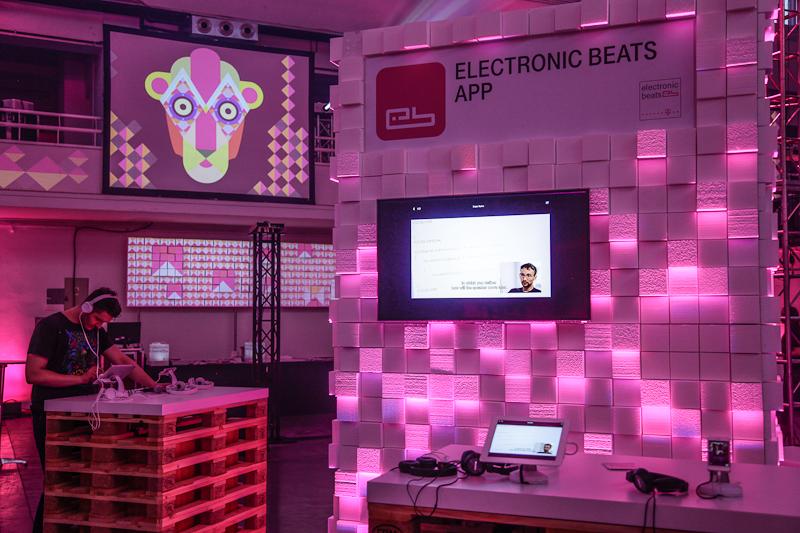 Electronic Beats Apps Foto: Electronic Beats, oficiální zdroj