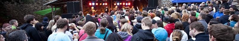 Hudební festival Hrady CZ Foto: Hrady CZ, oficiální zdroj