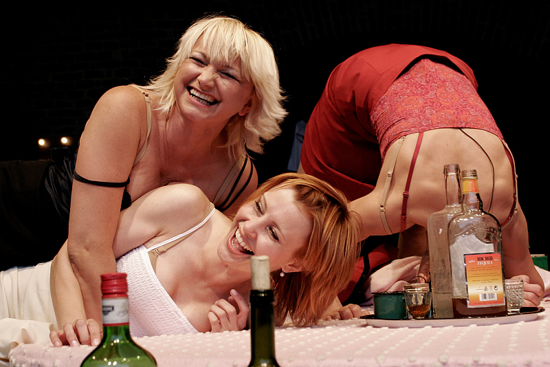 METROpolitní scéna, Vše o ženách Foto: Studio DVA, oficiální zdroj