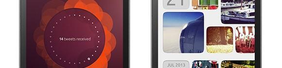Koncept smartphonu Ubuntu Edge Foto: http://www.indiegogo.com/projects/ubuntu-edge