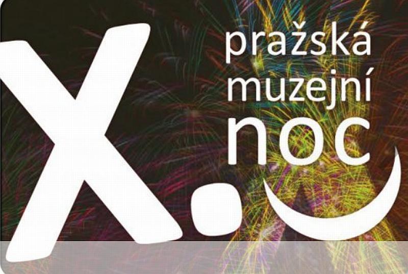 Pražská muzejní noc Oficiální zdroj: MHMP