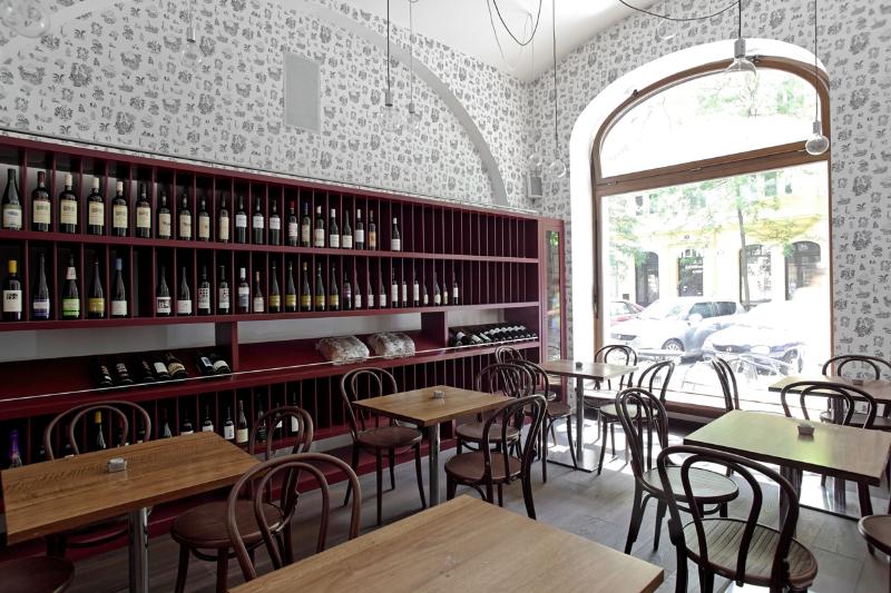 Vinný bar VELTLIN Foto: VELTLIN, oficiální zdroj