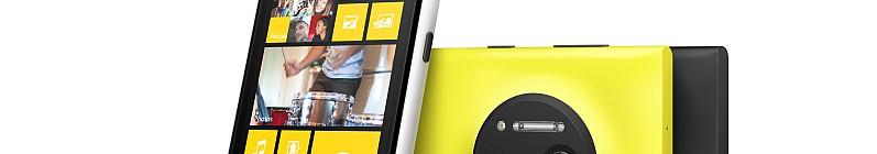 Nokia Lumia 1020 Foto: Nokia, oficiální zdroj