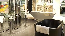 Koupelna podle návrhu arch. Evy Jiřičné z luxusní kolekce koupelen Elite Bath SIKO KOUPELNY Foto: SIKO KOUPELNY, oficiální zdroj