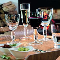 Sklenice ze sady New Cottage Villeroy & Bosch, prodejce Luxurytable.cz Foto: Luxurytable.cz, oficiální zdroj
