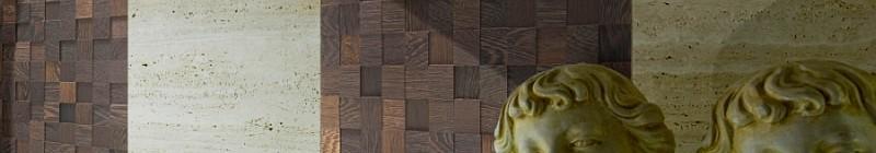 3D dřevěná mozaika Mosaici D´Asolo od CP PARQUET Foto: KPP, oficiální zdroj