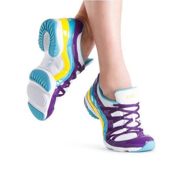 Taneční obuv Sneakers Wave značky Bloch Foto: FEEL JOY!, oficiální zdroj