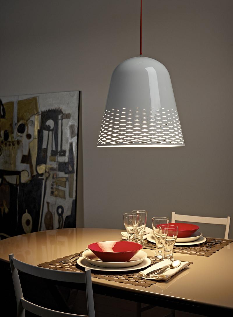 Stropní svítidlo Capri H1 od výrobce Rotaliana Foto: Concept Store Karlín, oficiální zdroj