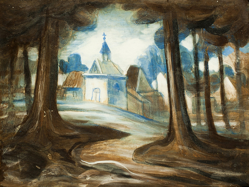 1. aukce aukce Dorotheum 2014 Jan Zrzavý - Jedouchov, 1940 Foto archiv Dorotheum, oficiální zdroj