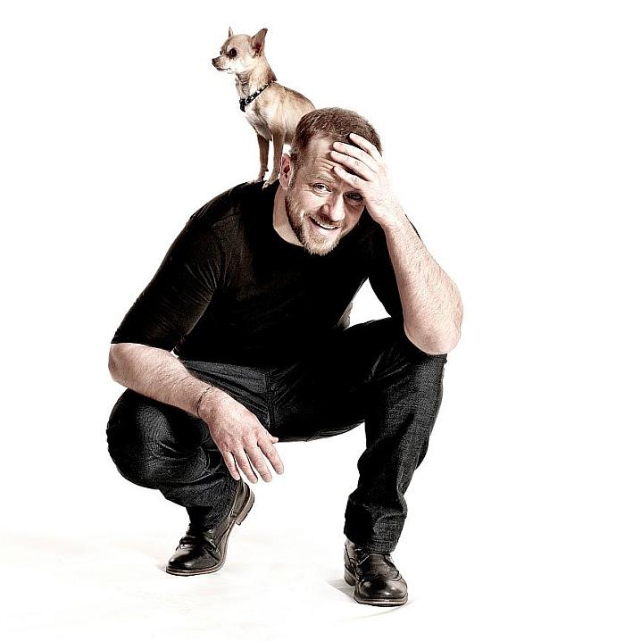 METROpolitní léto hereckých osobností - Hovory o štěstí mezi čtyřma očima Filip Blažek a Emil von Fashionbook Foto: Michal Hrubý, Studio DVA, oficiální zdroj