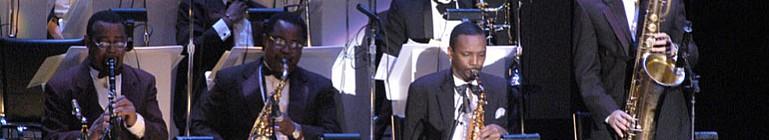 The Duke Ellington Orchestra Foto: Brnokoncert, oficiální zdroj