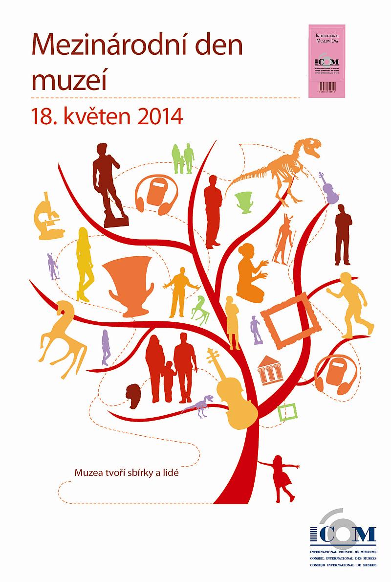 Mezinárodní den muzeí a galerií 2014 Oficiální zdroj: ICOM, UPM