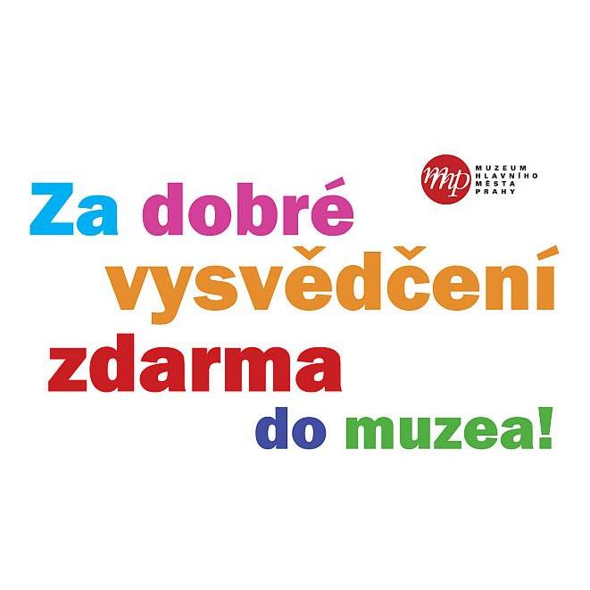 Pozvánka zdarma do muzea Oficiální zdroj: MHMP
