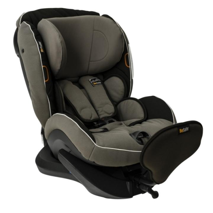 Autosedačka BeSafe iZi Plus  Foto: Babypoint, oficiální zdroj