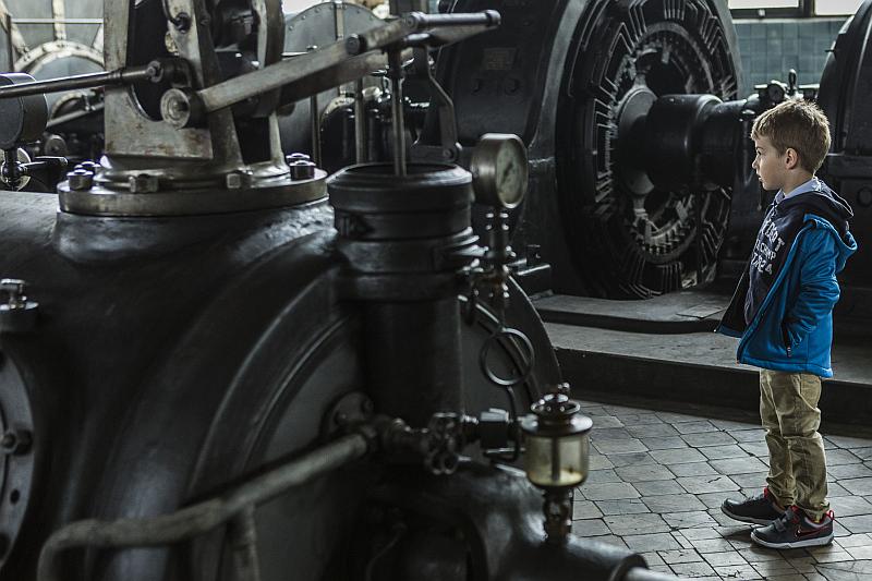 Hra Kód Salomon provede soutěžící po industriálních památkách Ostravy Foto: Kódu Salomon, oficiální zdroj