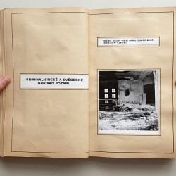 Požár Veletržního paláce - dokumentace - 6