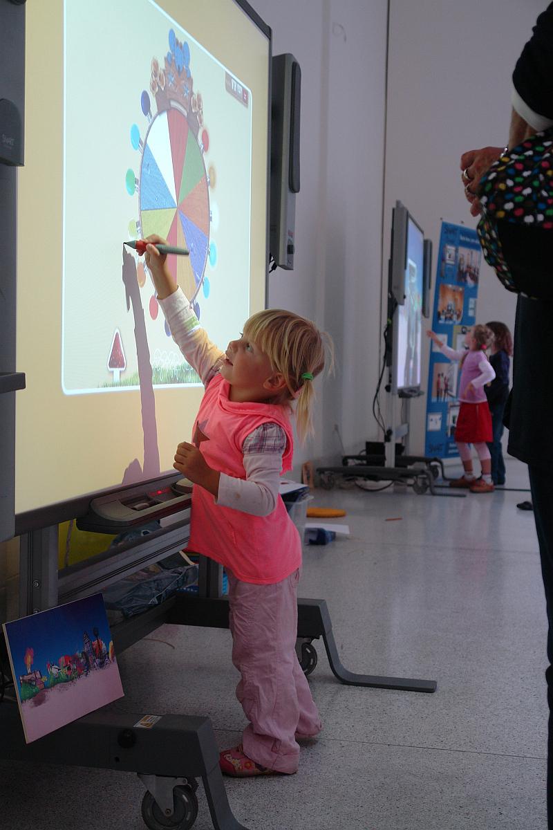 Den dyslexie - interaktivní pomůcky Foto: DYS, oficiální zdroj