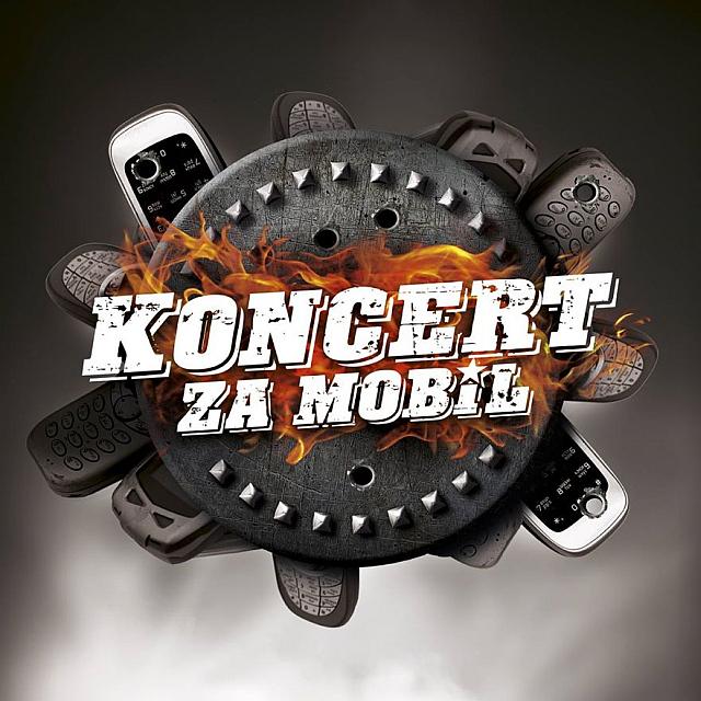 Koncert za mobil  Oficiální zdroj: Mobilcup