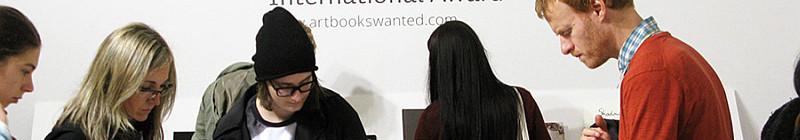 Vítězové 3. ročníku ART BOOKS WANTED International Award budou představeni v expozici nakladatelství edition lidu na Designbloku 2014 Foto: EDITION LIDU, oficiální zdroj