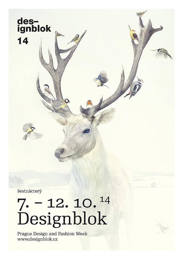 Logo Designbloku 2014 Oficiální zdroj: Designblok