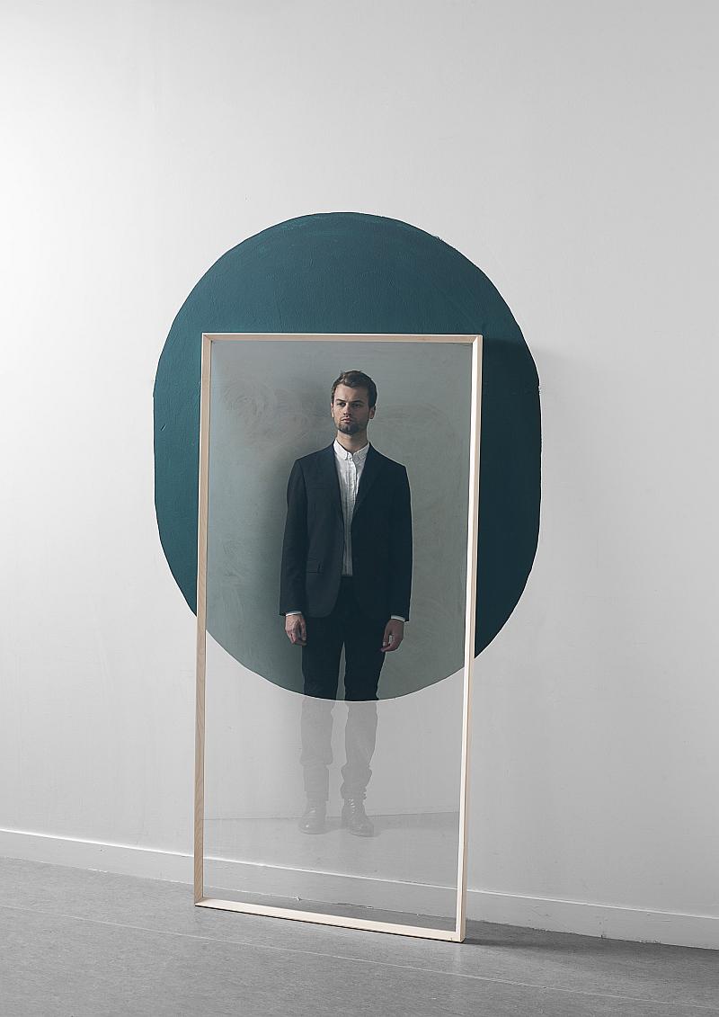 Designblok 2014 - Claire LavIluzivní zrcadlo Reflets, v němž se uvidíte jinak, než jste zvyklí Foto: Designblok, oficiální zdroj