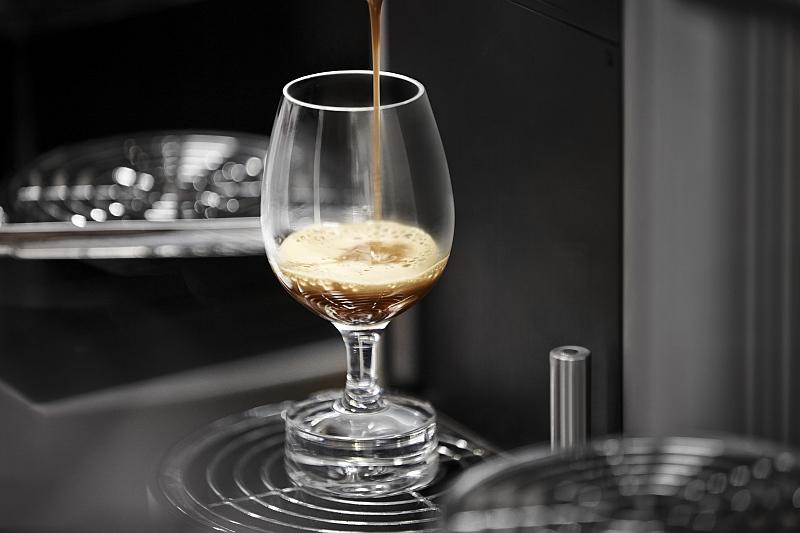 Degustační sklenka z kolekce Reveal Foto: Nespresso, oficiální zdroj