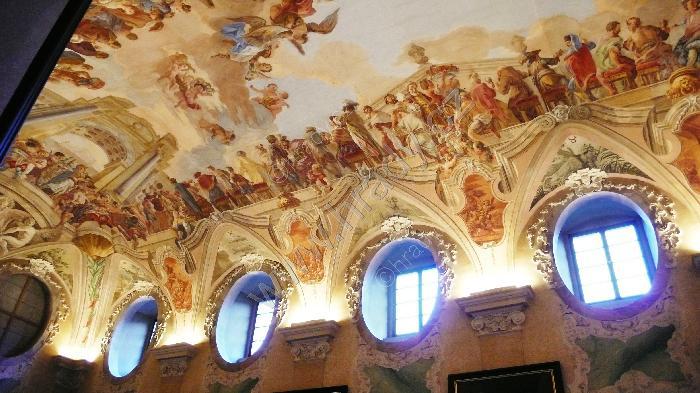 Úvodní koncert zazněl v Letním refektáři Strahovského kláštera Foto: Collegium Marianum, oficiální zdroj