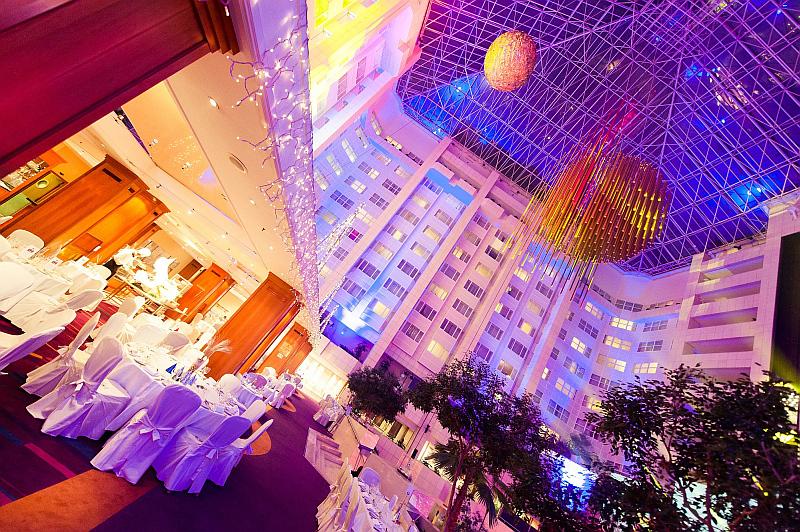 Silvestr v hotelu Hilton Prague Foto: Hilton, oficiální zdroj