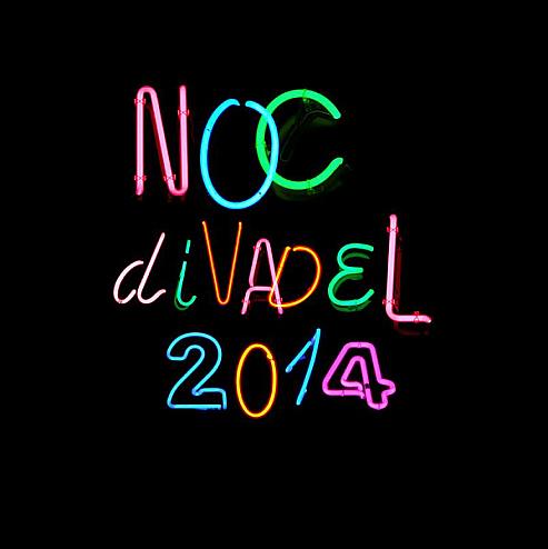 Logo Noci divadel 2014 Zdroj: FB Noc divadel