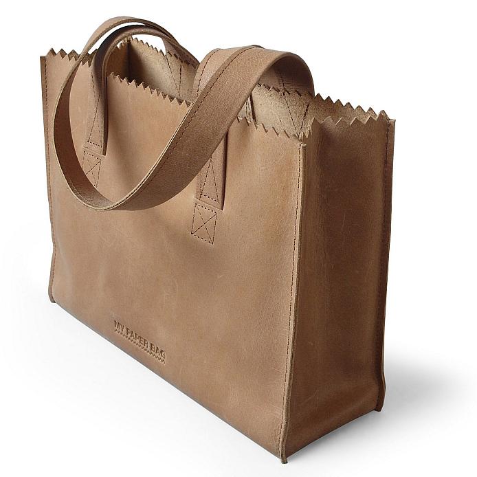 Kolekce Myomy My Paper Bag designéra Ramóna Middelkoopa Foto: Leeda, oficiální zdroj