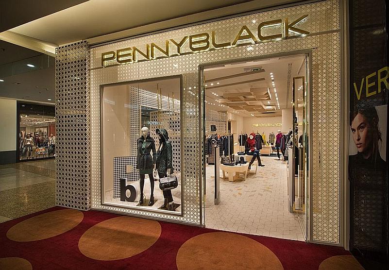 Butik Pennyblack v Centru Chodov Foto: Centrum Chodov, oficiální zdroj