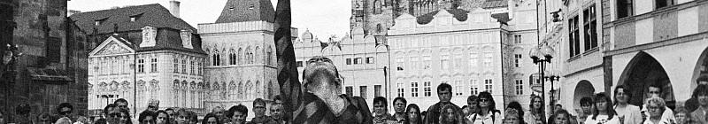 GRANT PRAHY / GRANT OF PRAGUE CZECH PRESS PHOTO © Jaroslav Kučera: I taková je Praha, Grant Prahy 1995 / This is Prague as well, Grant of Prague 1995 Oficiální zdroj: Nikon