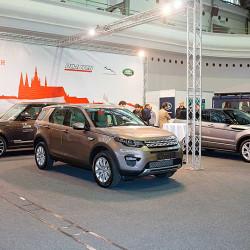 Land Rover Discovery Sport v rodinné společnosti_foto_Josef Edvard Gregor