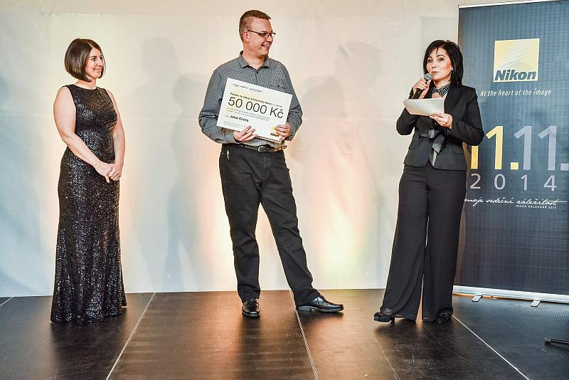 NIKON KALENDÁŘ 2015: vítěz Jan Knot Foto:(c) Libor Jiřinec, Nikon, oficiílní zdroj