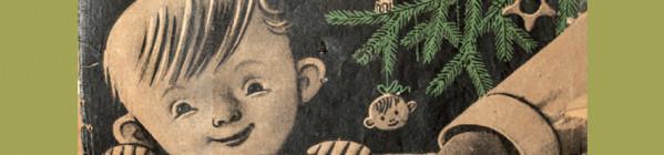 """Plakát vánoční výstavy """"Připravujeme Vánoce"""" Oficiální zdroj: Botanická zahrada UK v Praze"""