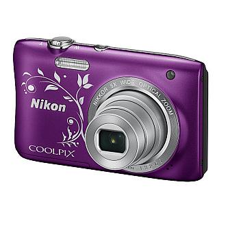 Fotoaparát COOLPIX S2900 značky Nikon v ryze dámském designu Foto: Nikon, oficiální zdroj