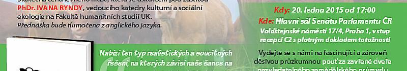 Plakát Farmageddon Oficiální zdroj: Společnost pro zvířata - ZO ČSOP