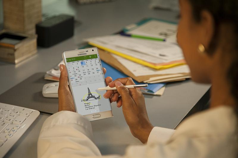 Samsung GALAXY Note Edge Foto: Samsung Electronics, oficiální zdroj