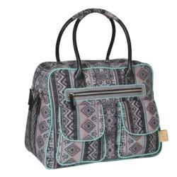 Lassig_Vintage Shoulder Bag Ethno_prodava Babypoint_odstin Plum