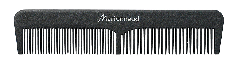 Kapesní antistatický rozčesávací hřeben z kolekce Hair Accessorie Marionnaud K dostání  v síti  parfumerií  Marionnaud  za  cenu 79 Kč. Foto: Marionnaud, oficiální zdroj