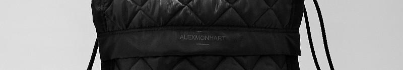 Nová kolekce městských unisex batohů značky ALEXMONHART - stahovací vak a ochranné pouzdro URBANUS Foto: LEEDA, oficiální zdroj