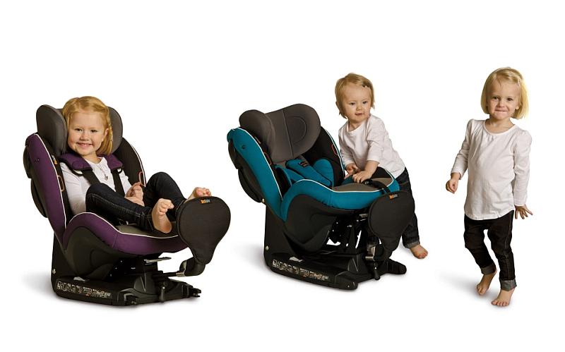 Nová barevná kolekce autosedaček model BeSafe iZi Kid i-Size Foto: Babypoint, oficiální zdroj