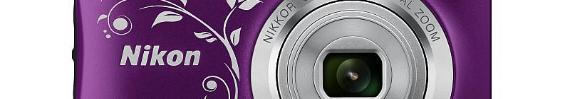 Stylový fotoaparát Nikon COOLPIX S2900 Foto: Nikon, oficiální zdroj