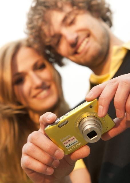 Od zachycení zamilovaných chvilek je krůček ke společnému zájmu - k fotografování, který nikdy neomrzí Foto: Nikon, oficiální zdroj